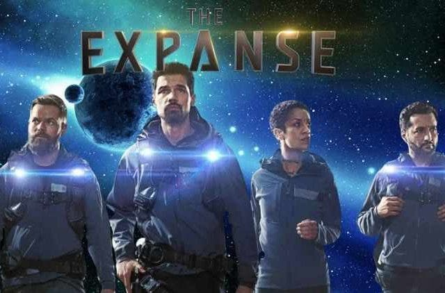 'The Expanse' is all set for Season 5