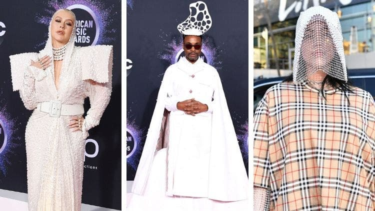 Was American Music Award 2019 Secretly Inspired by Met Gala?