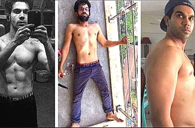 Bollywood's extreme weight loss