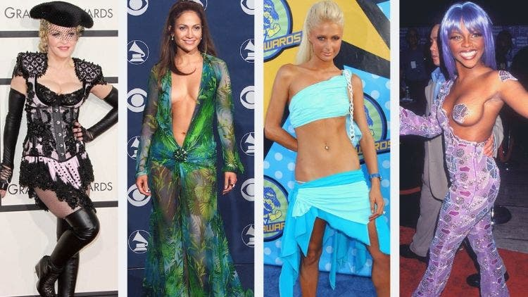 Crazy-Celebrity-Red-Carpet-Outfits-Fashion-And-Beauty-Lifestyle-DKODING