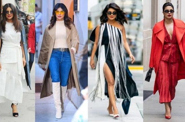 Priyanka-Chopra-Street-Style-Looks-Fashion-And-Beauty-Lifestyle-DKODING