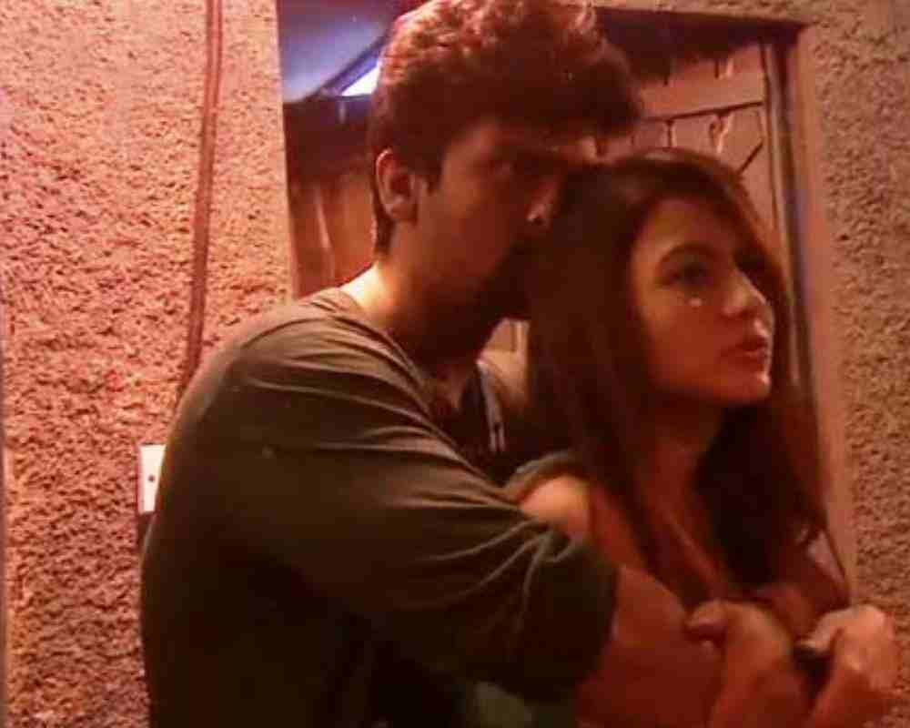 Gauahar and Kushal's on-screen romance was over the moon