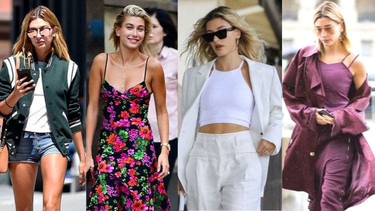 How Hailey Baldwin Is Taking Over The Street Style Fashion Game