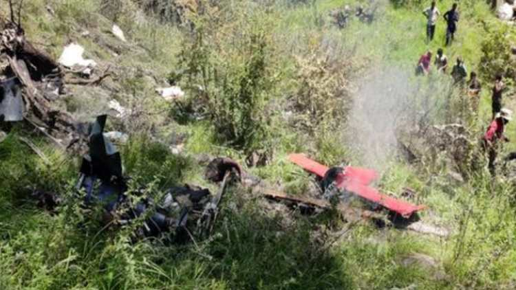Uttarkashi-Helicopter-Carrying-Relief-Material-Crashes-More-News-DKODING