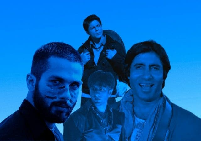 Hindi Cinema Muslim Characters