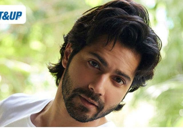 Varun Dhawan Partners With Fast&Up On India Health Mission