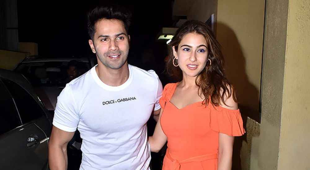 Varun Dhawan-Sara Ali Khan-Bollywood-Entertainment-DKODING