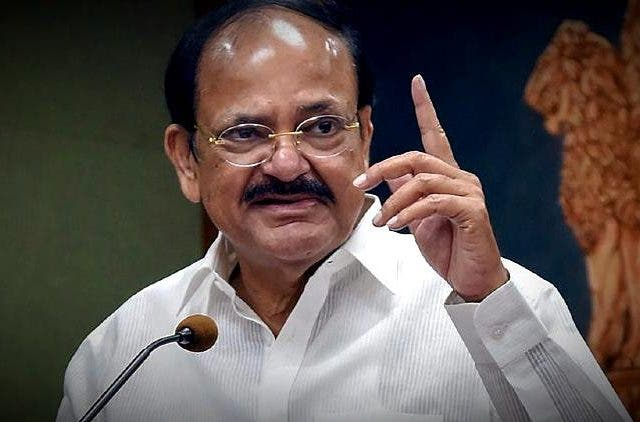 Venkaiah-Naidu-Anybody-Attacks-Reply-They-Wont-Forget-India-Politics-DKODING