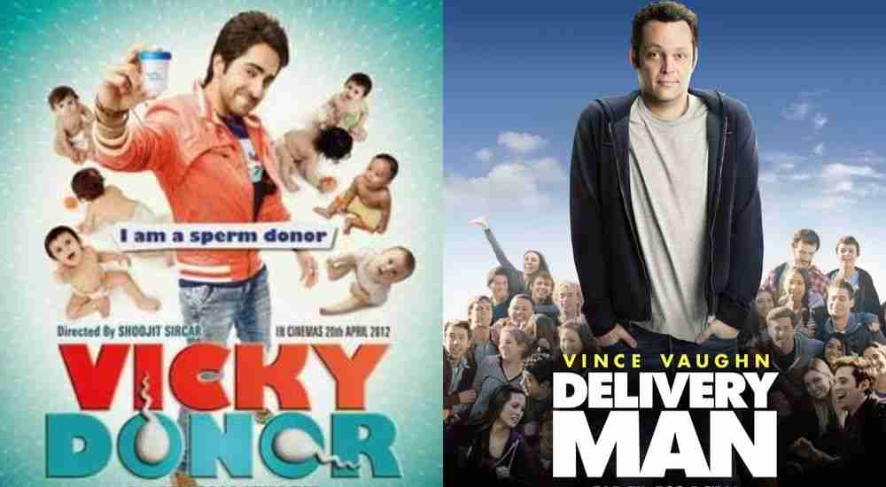 Vicky Donor inspired Hollywood  film Delivery Man