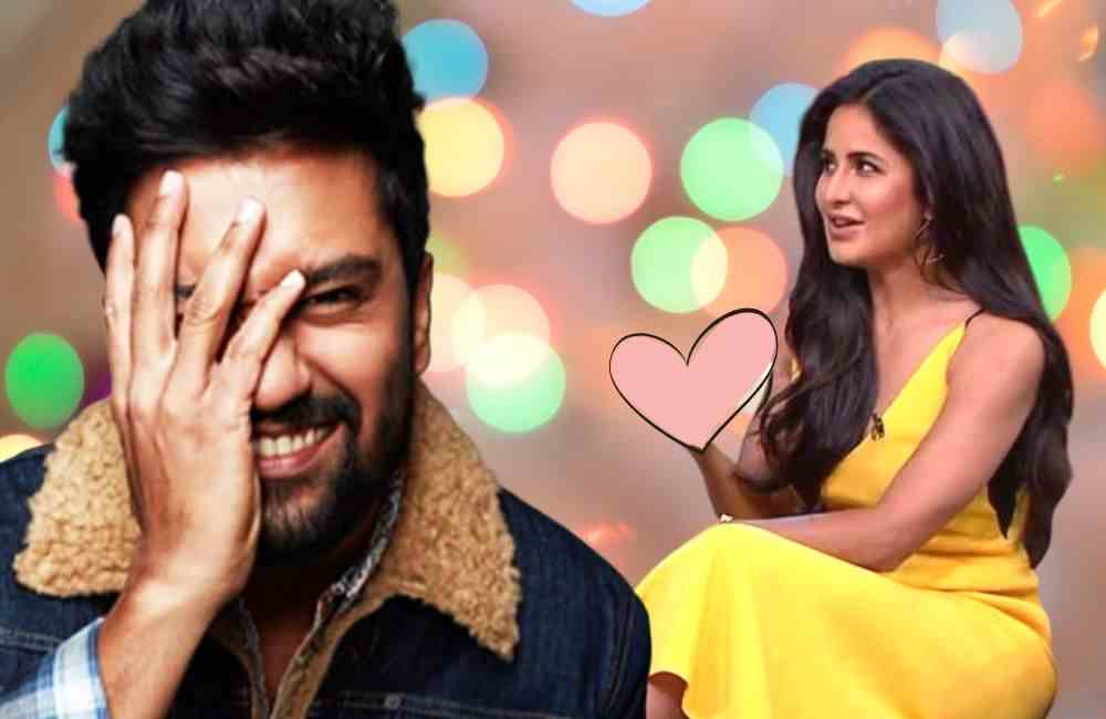 Vicky Kaushal and Katrina Kaif dating rumours