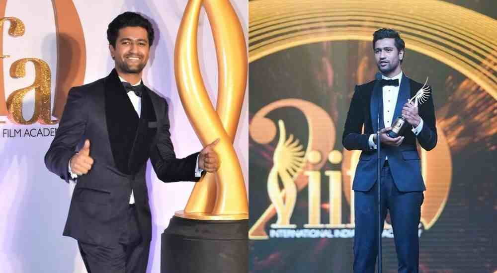 Vicky Kaushal won best supporting actor male Bollywood DKODING
