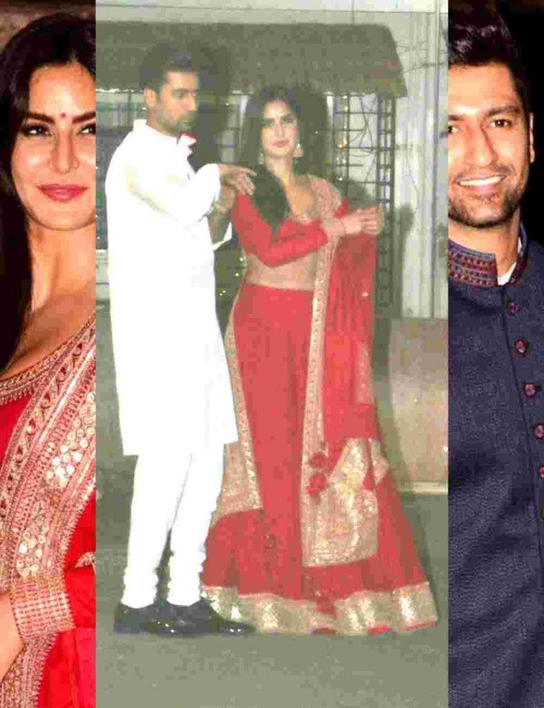 Vicky Kaushal and Katrina Kaif are secretly dating
