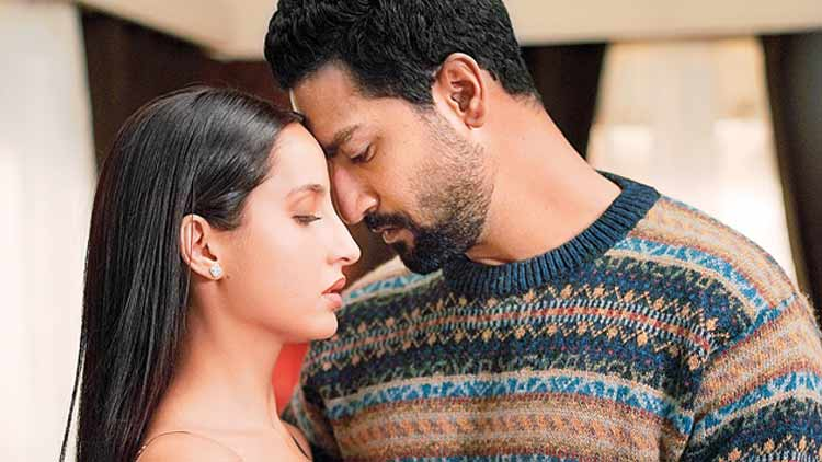 Vicky Kaushal and Nora Fatehi are all set to show their chemistry in 'Pachtaoge' music video