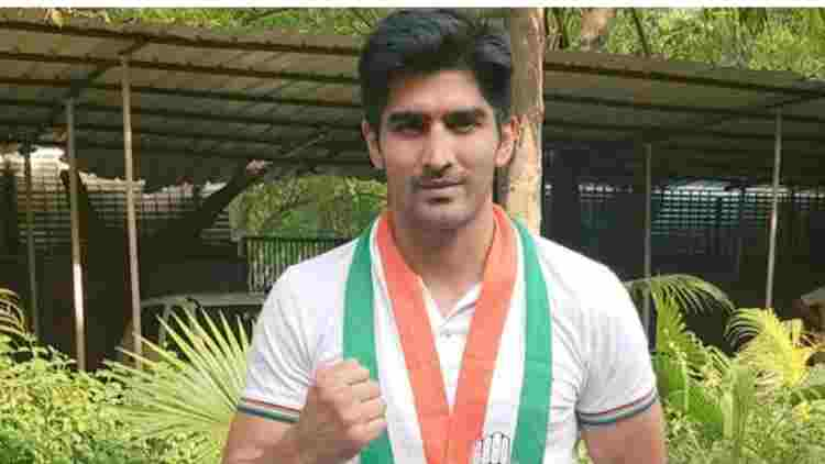 Vijender-Singh-To-File-Nomination-From-South-Delhi-LS-Seat-India-Politics-DKODING