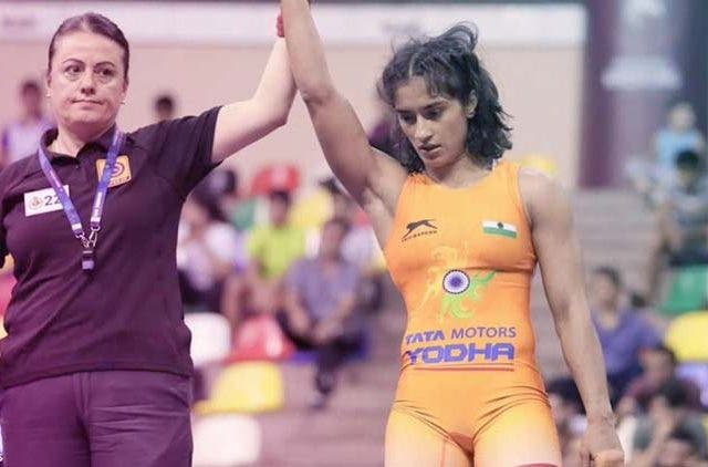 Vinesh-Phogat-Wrestler-Gold-Medal-Wrestling-Others-Sports-DKODING