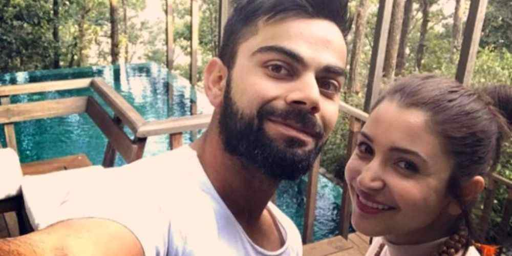 Virat Kohli Anushka Sharma Cricket Sports DKODING