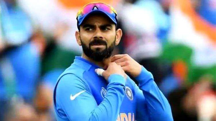 Virat Kohli led team India in the ICC World Cup 2019