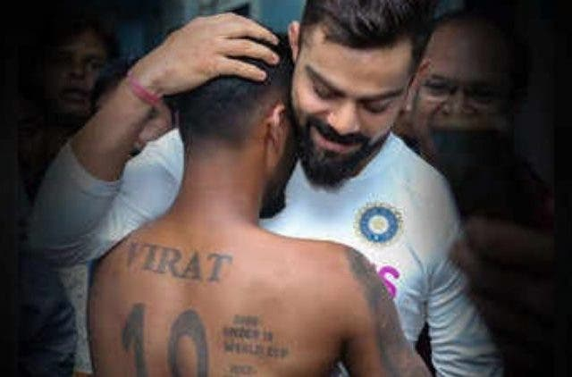 Virat Kohli Fan Cricket Sports DKODING