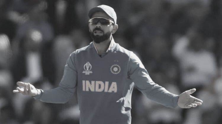 Virat-Kohli-Fined-For-Being-Himself-CWC19-Cricket-Sports-DKODING