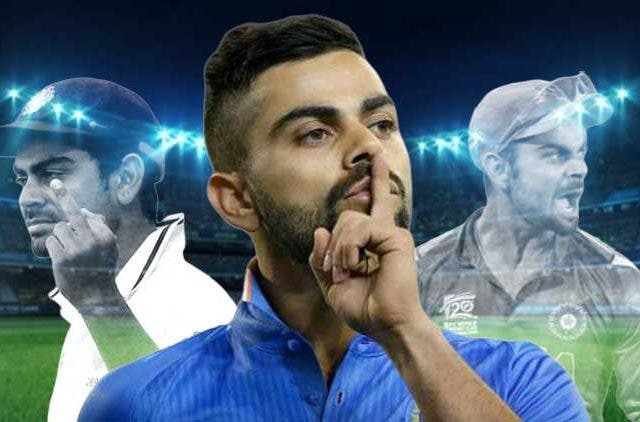 Virat Kohli Loses Cool In Press Conference