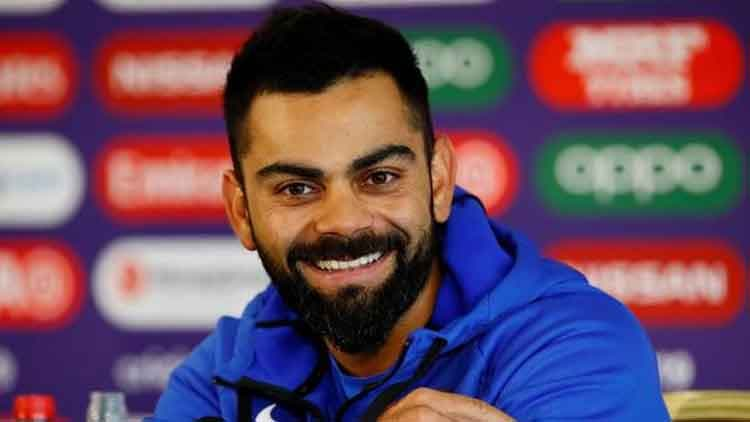 Virat Kohli Named Captain Of ICC's ODI & Test Teams Of The Year