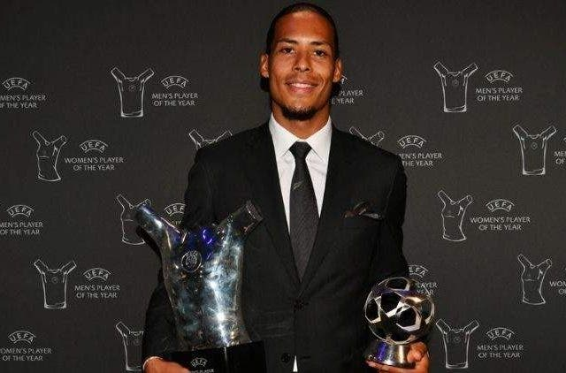 Virgil-Van-Dijk-UEFA-Awards-Football-Sports-DKODING