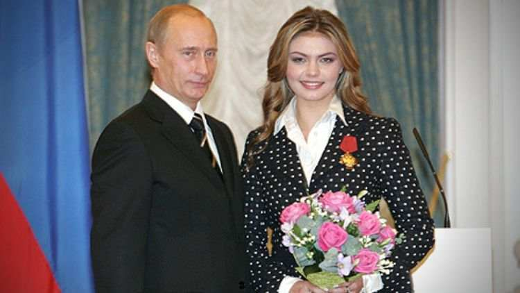 Vladimir-Putin-Girlfriend-Alina-Kabaeva-More-News-DKODING