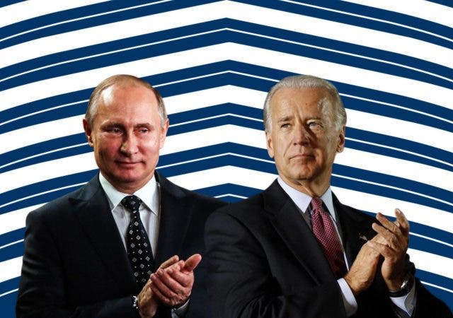 Biden-Putin: Caution Rules The Early Interaction