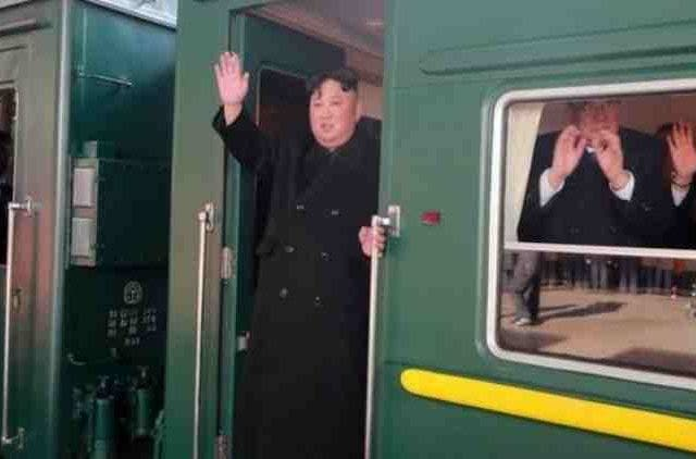 Vladivostok-Summit-Kim-Departs-For-Russia-On-Train-India-Politics-DKODING