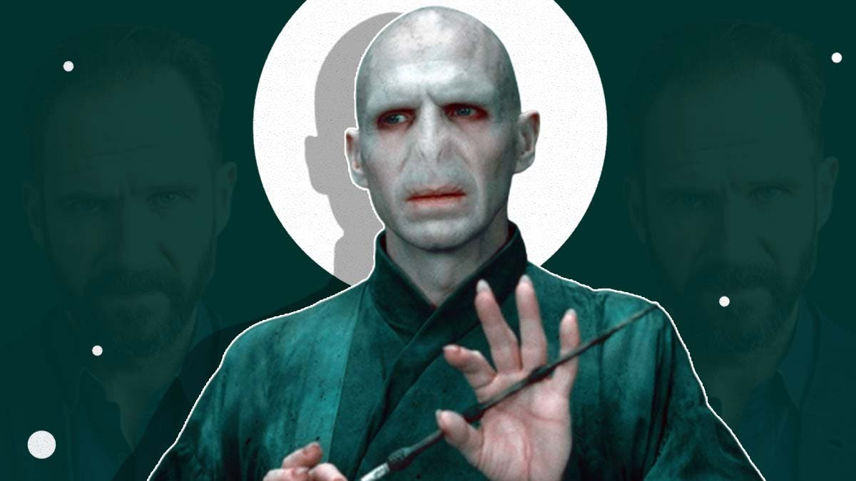 """Voldemort was a dud in """"Harry Potter"""" by Rowling"""