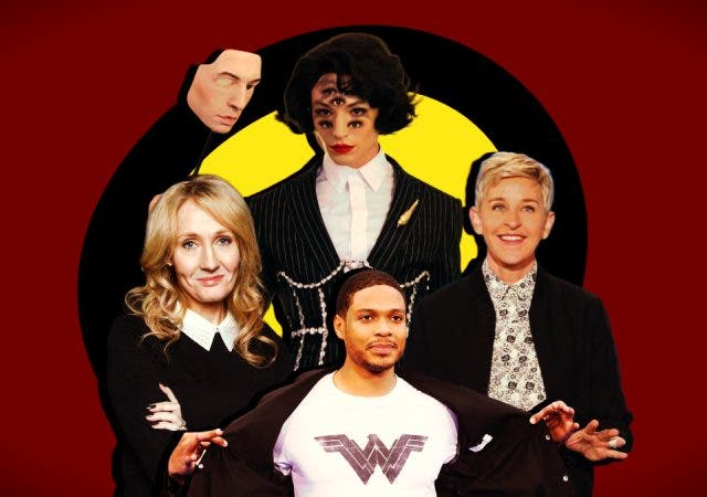 The Ellen Show, Ezra Miller, Ray Fisher controversy
