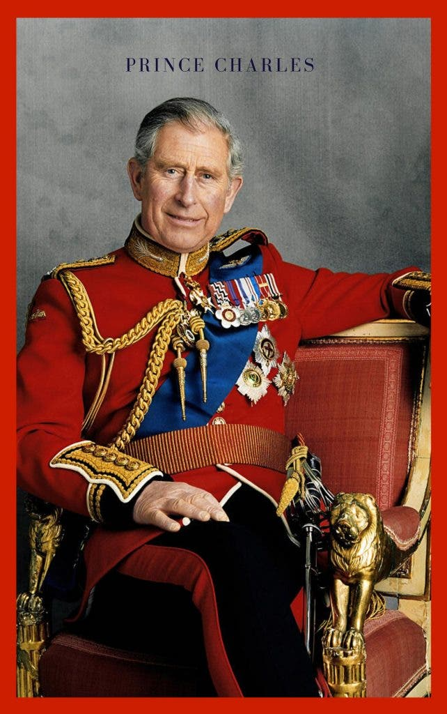 What if Prince Charles dies before The Queen?
