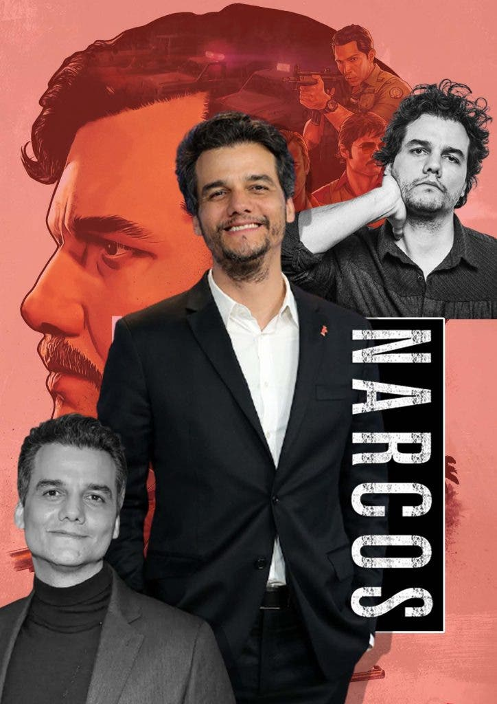 Wagner Moura was actually frustrated playing Pablo Escobar in 'Narcos'