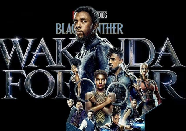 Wakanda Forever