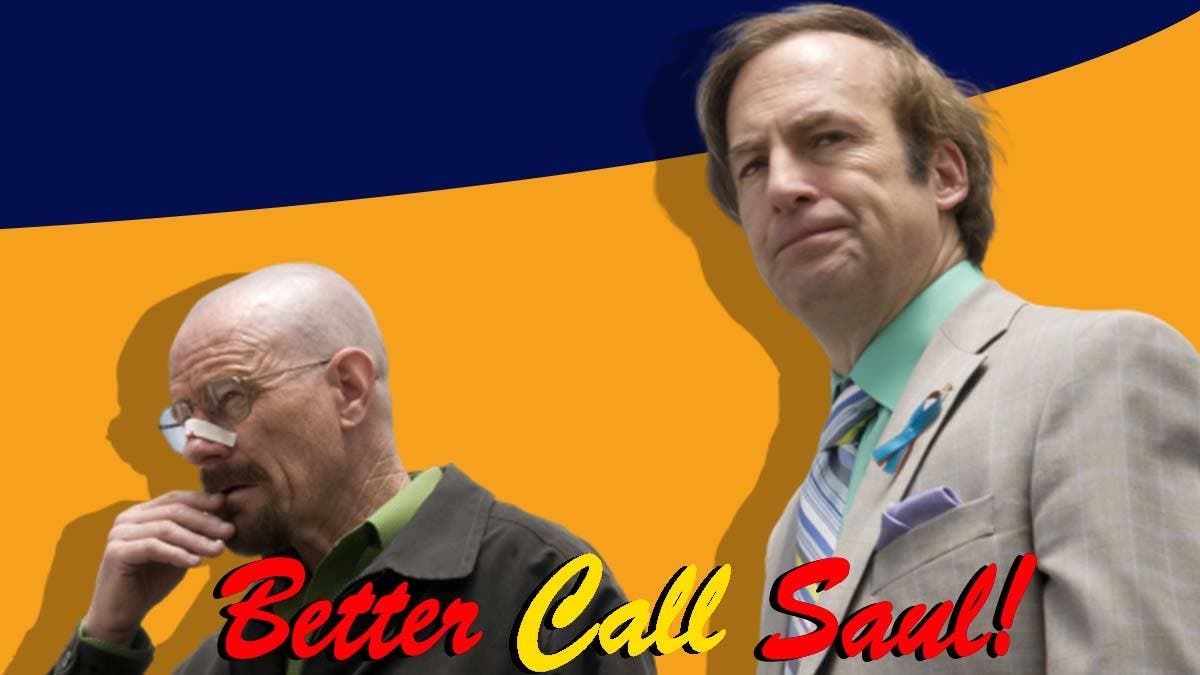 Walter White in Better Call Saul finale