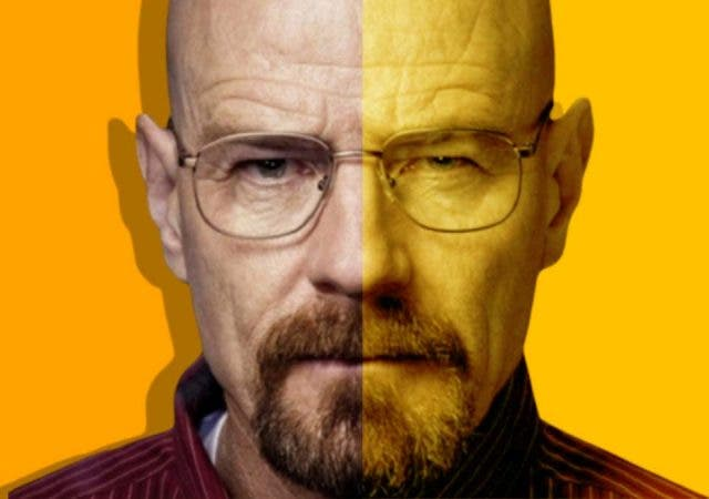 Walter White death
