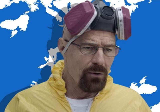 Walter White son