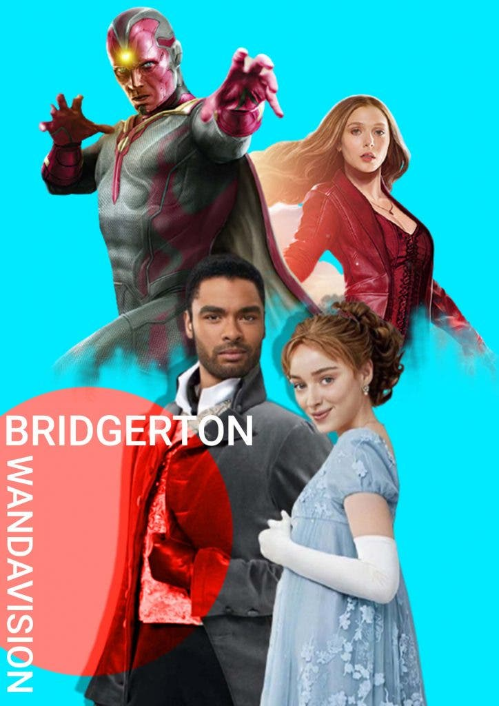 Why 'Bridgerton' Fans Are Not Happy with'WandaVision'