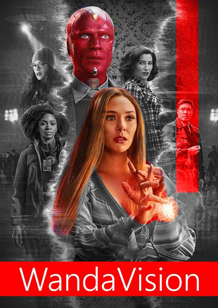 Wanda is not the villian anymore as everything flipped