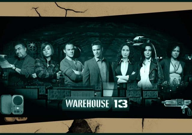 season 6 of 'Warehouse 13'