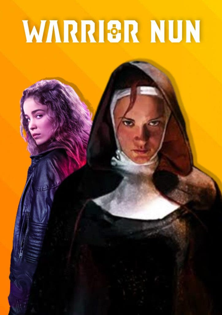Warrior Nun season 2 release date
