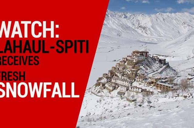 Watch-Lahaul-Spiti-receives-fresh-snowfall-Videos-DKODING