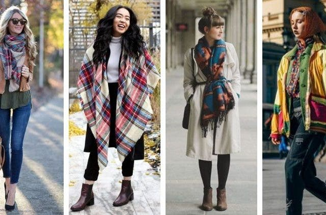 Ways-To-Style-Scarves-Fashion-And-Beauty-Lifestyle-DKODING
