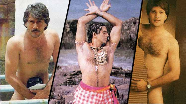 Weird Photoshoots of Bollywood actor DKODING