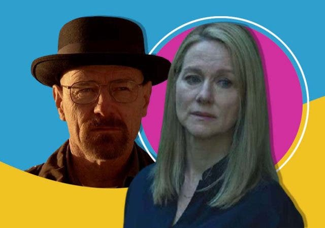 Wendy Bryde and Walter White