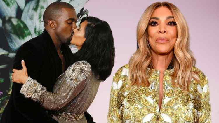 Wendy Williams said Kim and Kanye's love is fake