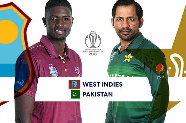 West-Indies-Vs-Pakistan-CWC19-Cricket-Sports-DKODING