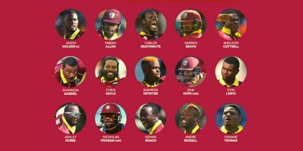 West-Indies-World-Cup-Squad-Cricket-Sports-DKODING