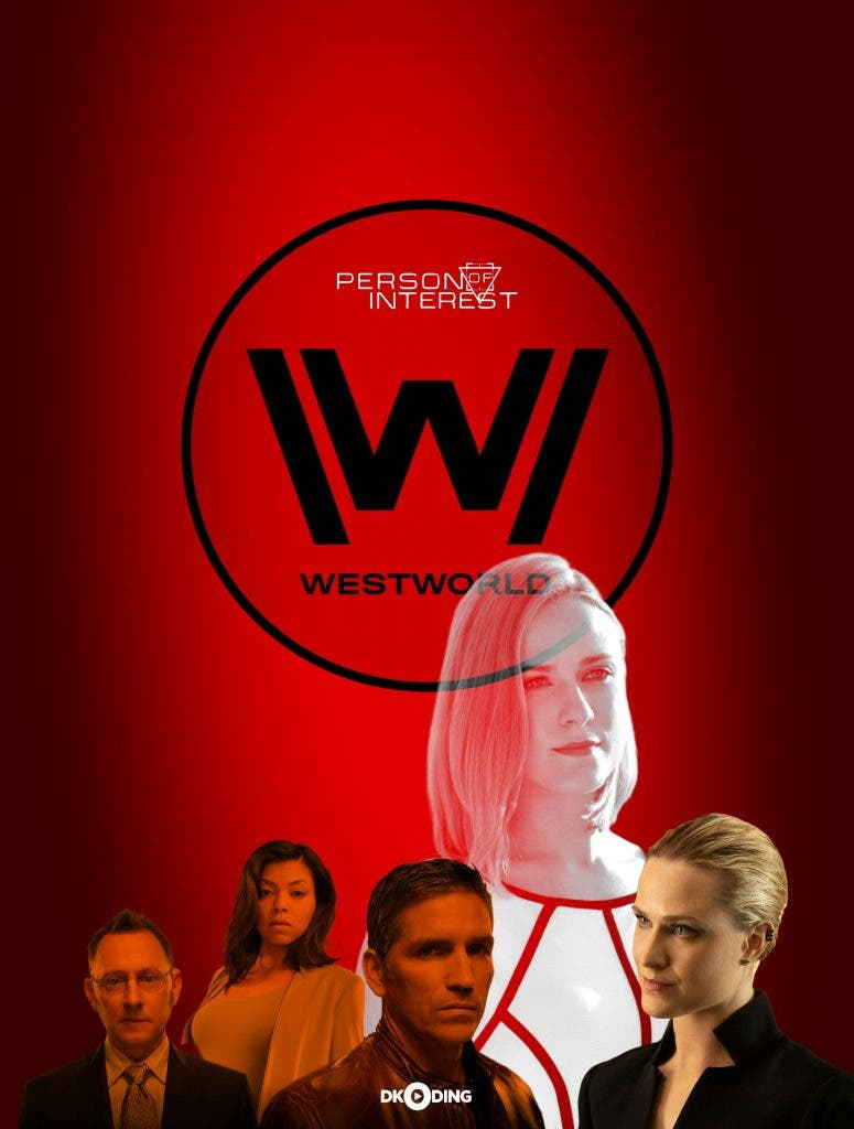 Westworld and Person Of Interest