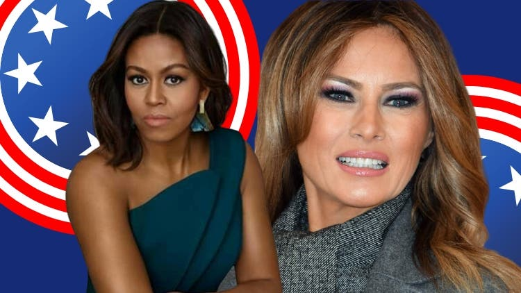 From Michelle Obama To Melania Trump — The Devolution Of The FLOTUS